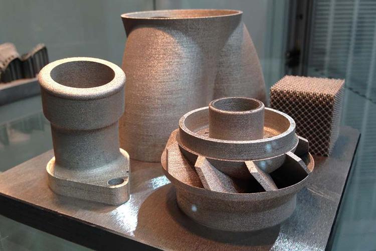 детали из металла на 3д принтере